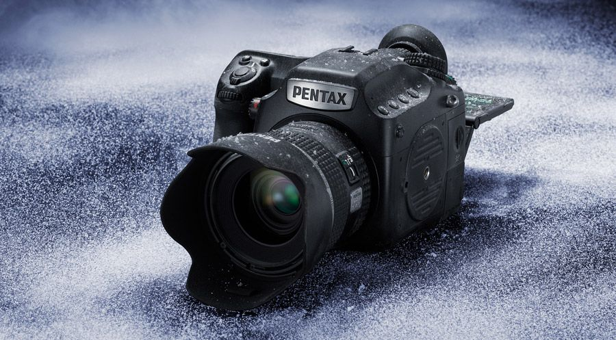 pentax 645z ir weather sealing